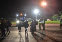 UK and Taliban hold discussions on future evacuations