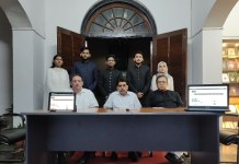 AMU Administration Launched the Website of student-run platform AMU Journal