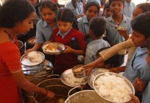 A central committee has been formed to examine the daily cooking costs of midday meals