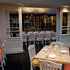 Wooden Restaurant Chairs Unusual Dining L'artusi | The Political Foodie