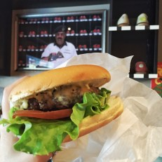 The Other Lebowski - Steak Burger with American Cheese