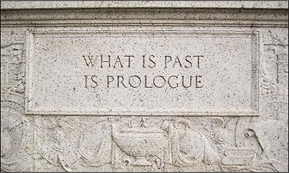 past-is-prologue
