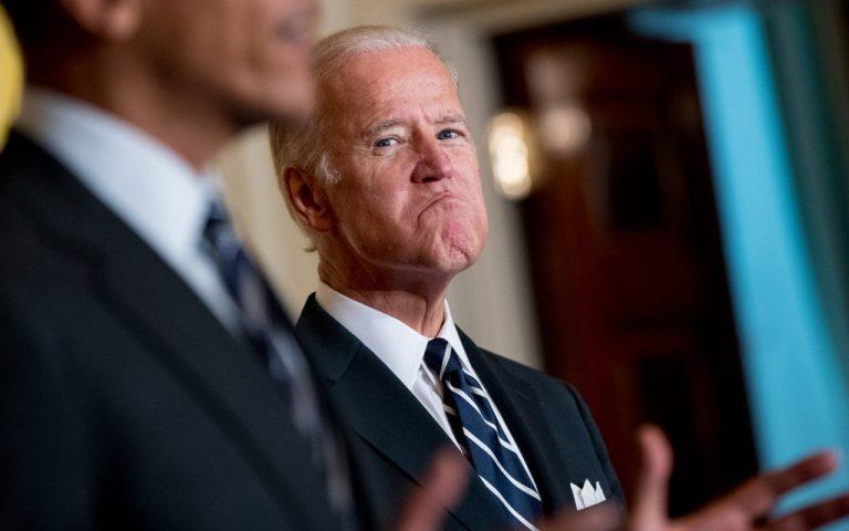 Biden floats the idea of picking a Republican running mate