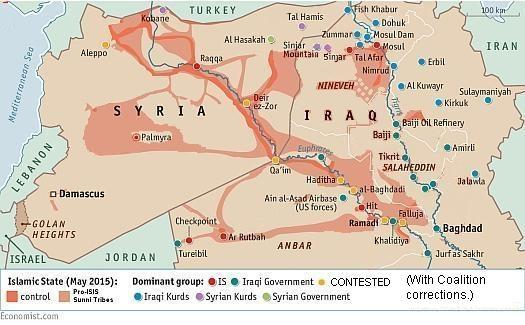 , War in Syria and Iraq: Check CENTCOM's event logs for May and the U.S. is roughly a No Show, The Politicus