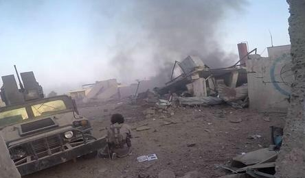 , UPDATE: CENTCOM watched 30 ISIS truck bombs roll on Ramadi and did nothing. May 14th? A bloodbath, The Politicus