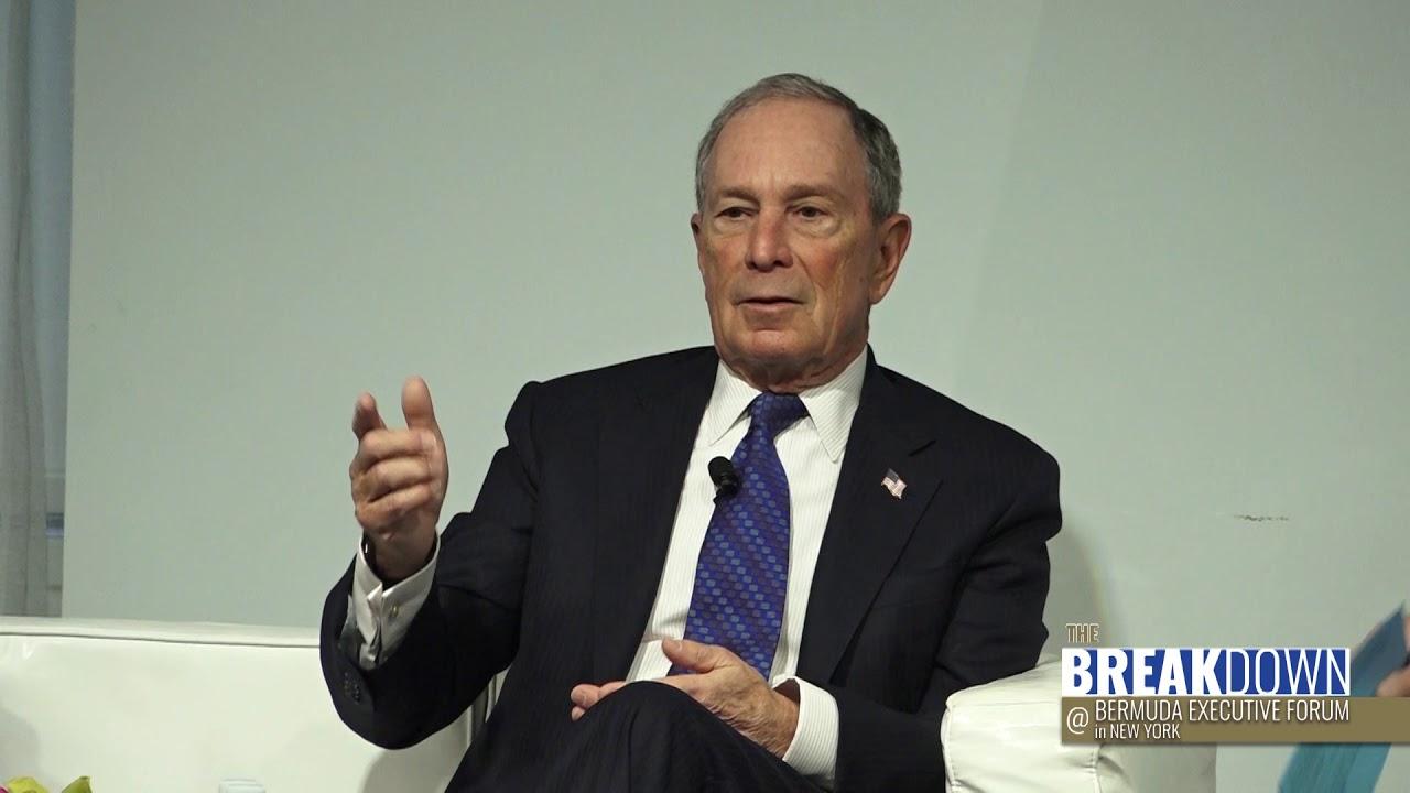 Michael Bloomberg is not running for President in 2020
