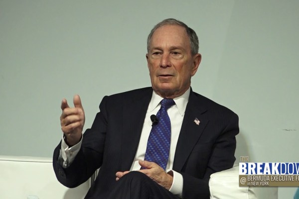 Michael Bloomberg is not running for President in 2020