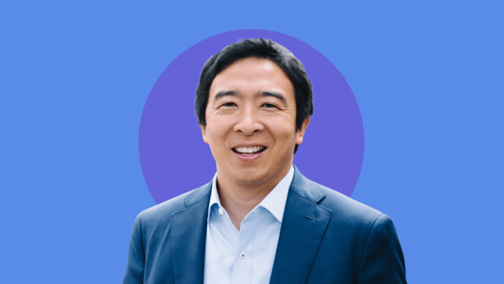 , If Andrew Yang catches fire he would be hard to beat., The Politicus