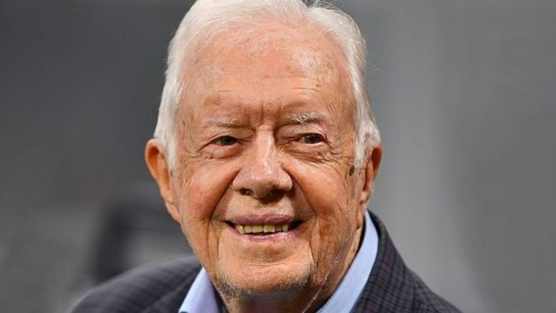 , Age is just a number says Former President Jimmy Carter This man is soooo strong.  We are lucky., The Politicus