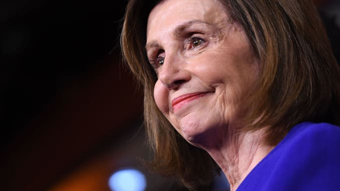 , Speaker Pelosi meets with Retired General Honore and the security of Congress., The Politicus
