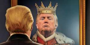 , Remember Trump's crime spree by the theft of information as tall as the Washington Memorial, The Politicus
