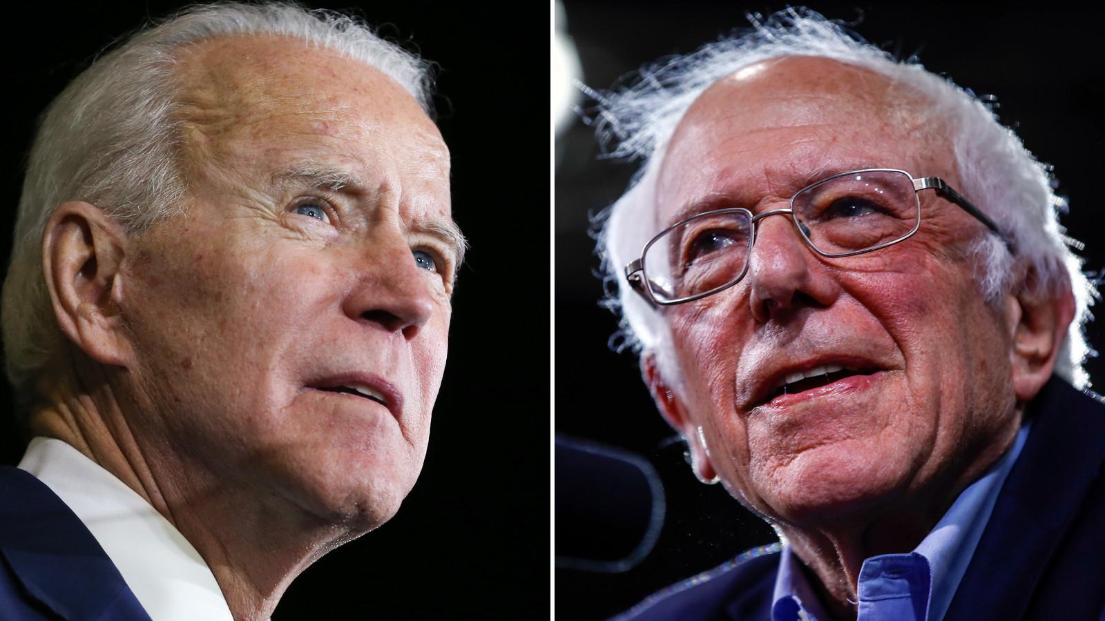 , Joe Biden & Bernie Sanders Unity Task Force Release 110 Page Progressive Policy Recommendations, The Politicus