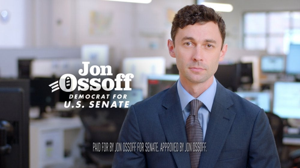 , GA-Sen A: Jon Ossoff (D) Continues To Lead In Fundraising In The Democratic Primary, The Politicus