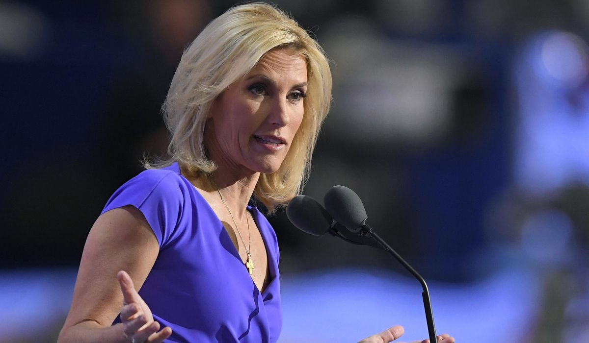 , Laura Ingraham consoles Black people by saying law enforcement treated Trump horribly, too, The Politicus