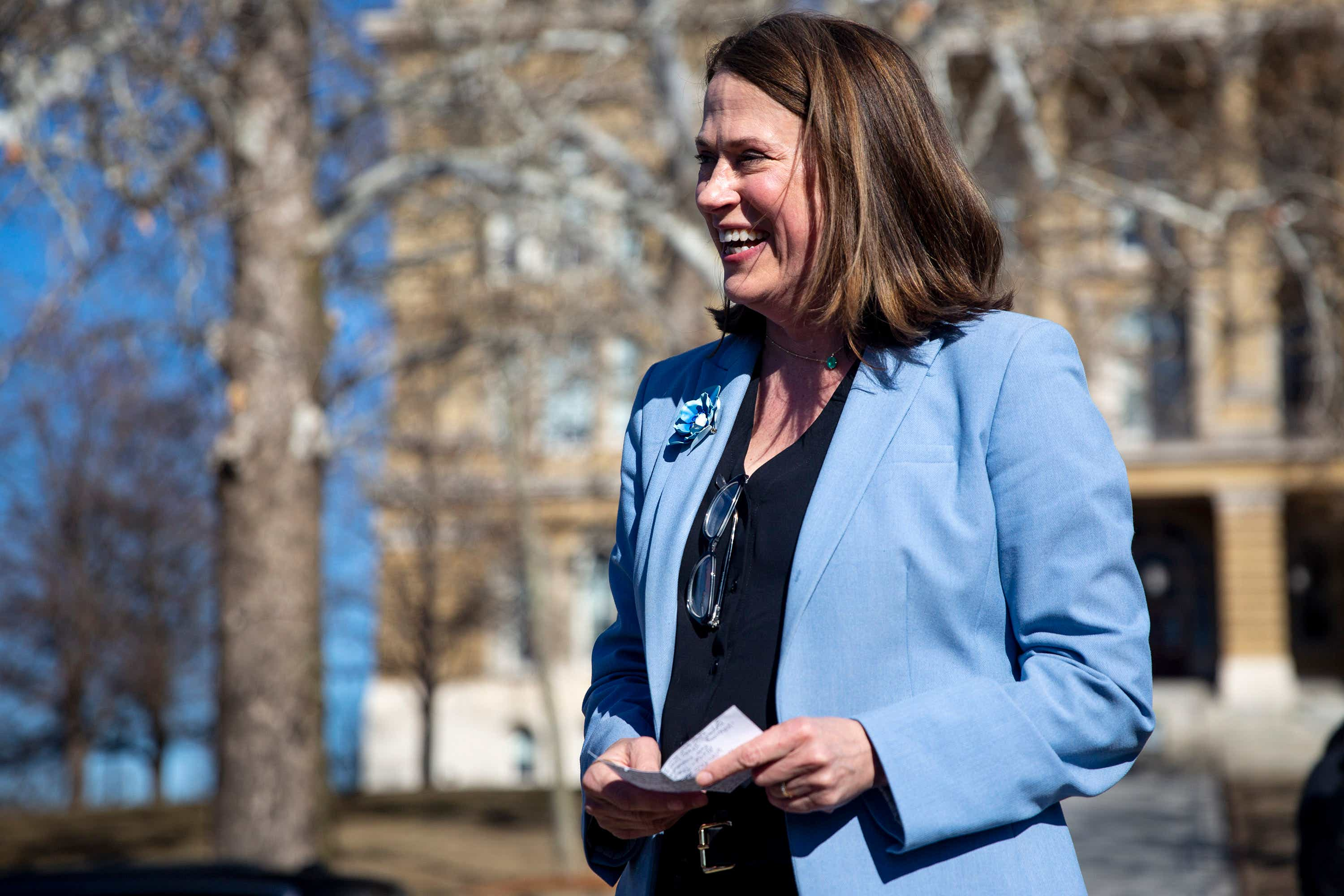 , IA-Sen: Fight For Progress Helps Theresa Greenfield (D) Tear Apart Moscow Mitch's Majority, The Politicus