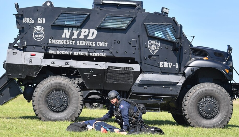 , It's not about defunding or defending the cops, it's about redefining emergency services, The Politicus