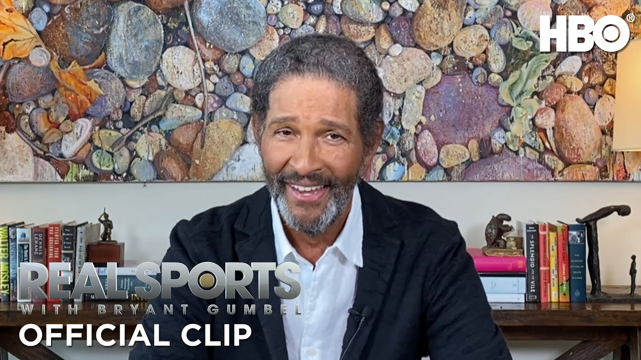 Real Sports with Bryant Gumbel: Bryant Gumbel Commentary (Clip) | HBO
