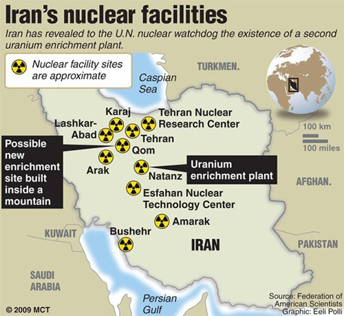 , last week, Trump contemplated a strike on Iran's main nuclear site at Natanz because scorched earth, The Politicus