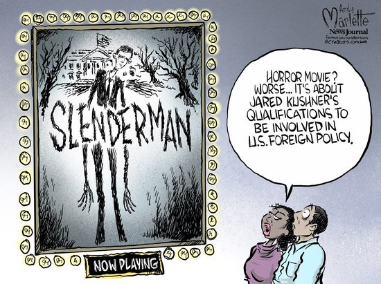 by Editorial Cartoonist Andy Marlette for the Pensacola News Journal
