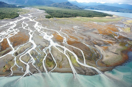 Lena River Delta, Siberia