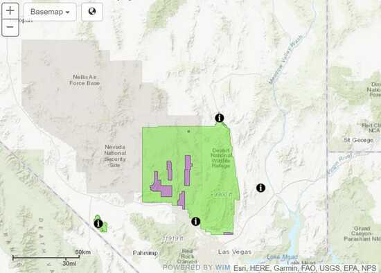 The Horsford amendment seeks to increase access to the refuge, parts of which are already shared with the Air Force base, for Fish and Wildlife Service activities and to expand the definition of affected Tribes to ensure that all groups with historical ties to the land have a say in future management decisions regarding areas of cultural significance within the refuge. This would be in addition to protecting the land from military control