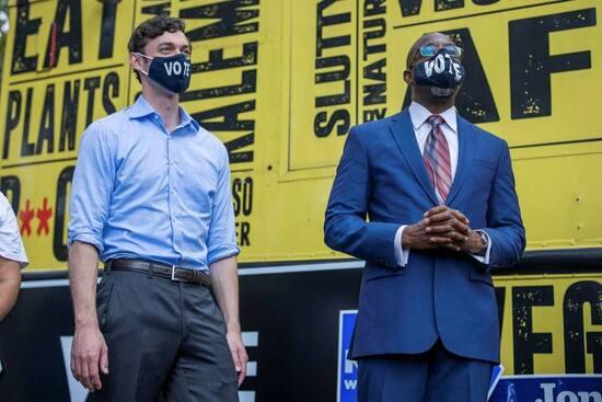 , GA-Sen A & B: Rep. Joe Kennedy III (D. MA) Helps Boost These Grassroots Groups GOTV Efforts, The Politicus