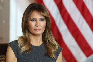 , Trump claims he 'called home' to Melania about missed cemetery trip; unfortunately, she was with him, The Politicus