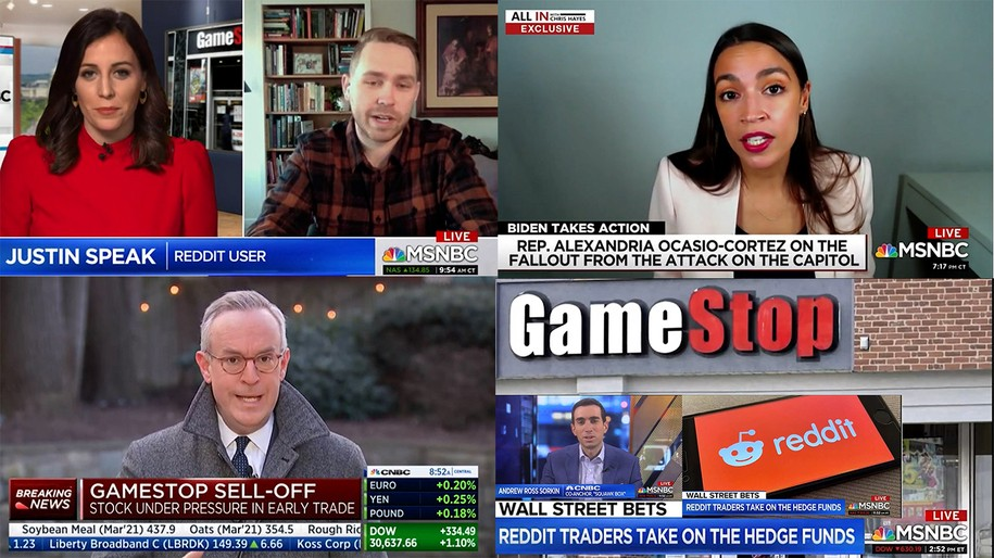 , Reddit's Wall Street Bets manipulation of GameStop continues to freak out the Wall Street Establishm, The Politicus