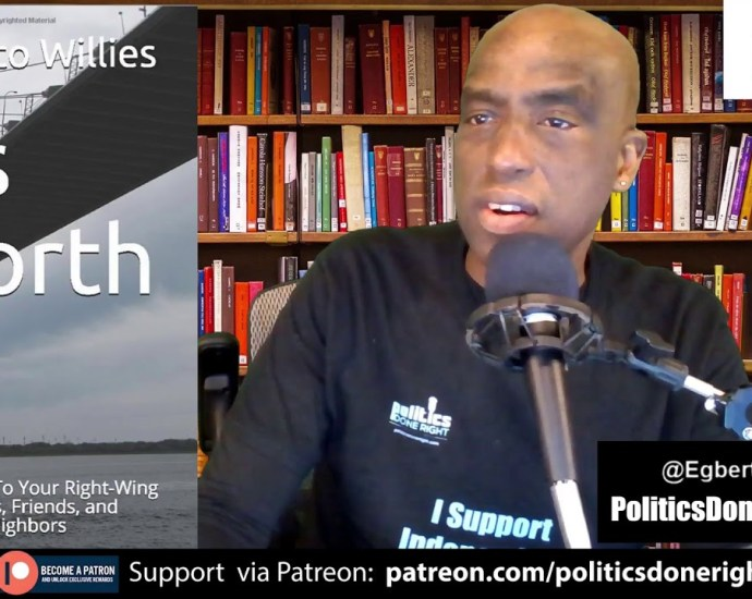 Why did the insurrection occur? Fake news, lies, complicit politicians, and more. #PTFB