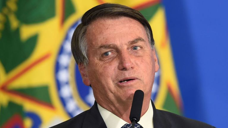 The Hague may indict Jair Bolsonaro over ecocide and crimes against humanity.