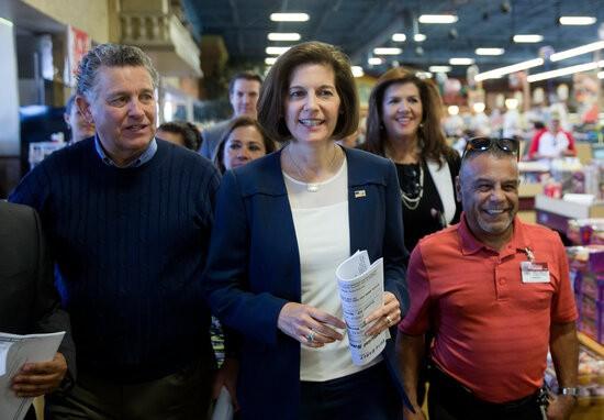 , NV-Sen: Sen. Ben Ray Luján (D. NM) Helps Keep Sen. Catherine Cortez Masto (D) In The Senate, The Politicus
