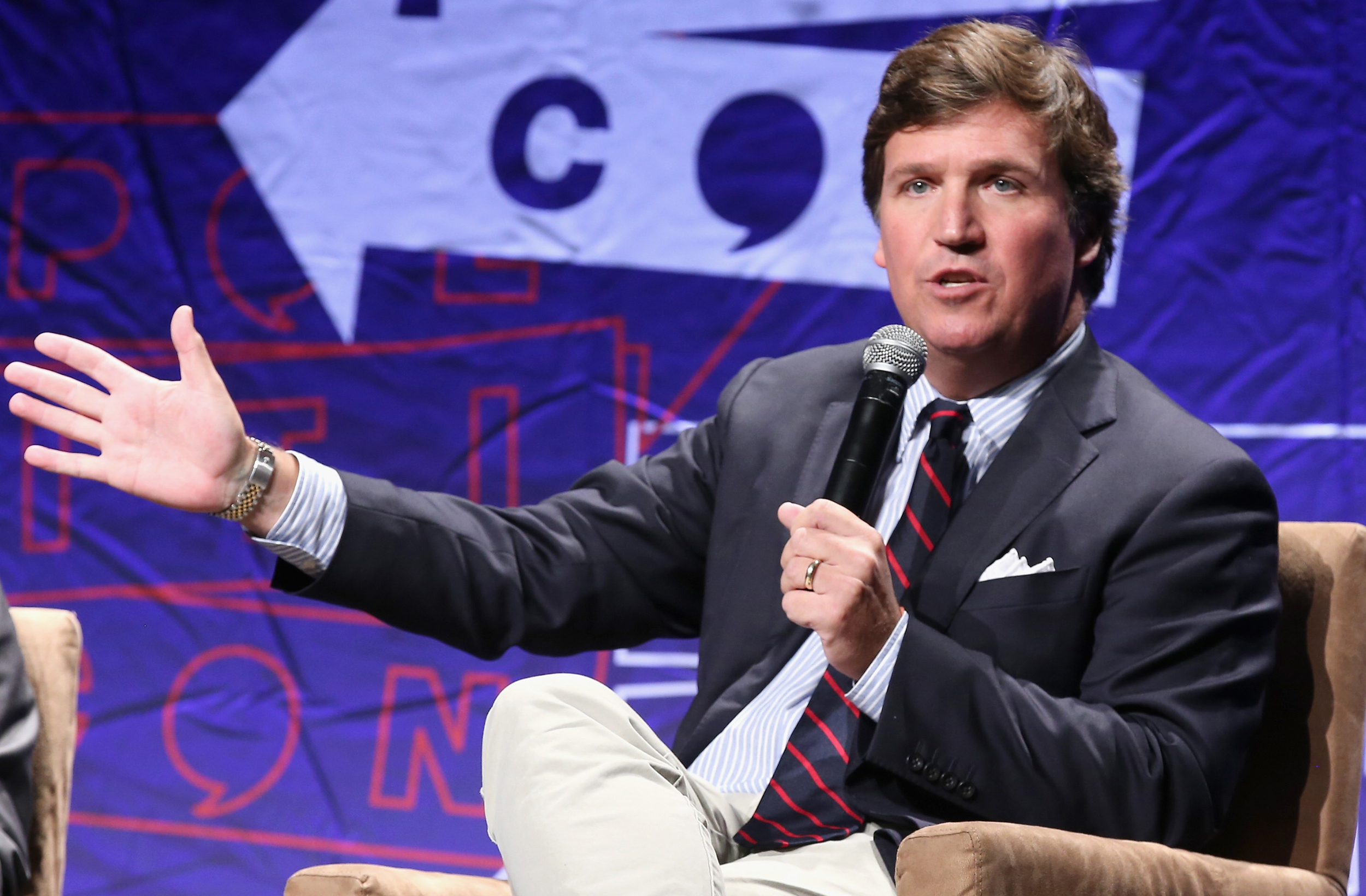 , FOX News Anti-Vaxxer Tucker Carlson Pushes Pro-COVID Agenda | Updated with Video of Fox Praising Vax, The Politicus