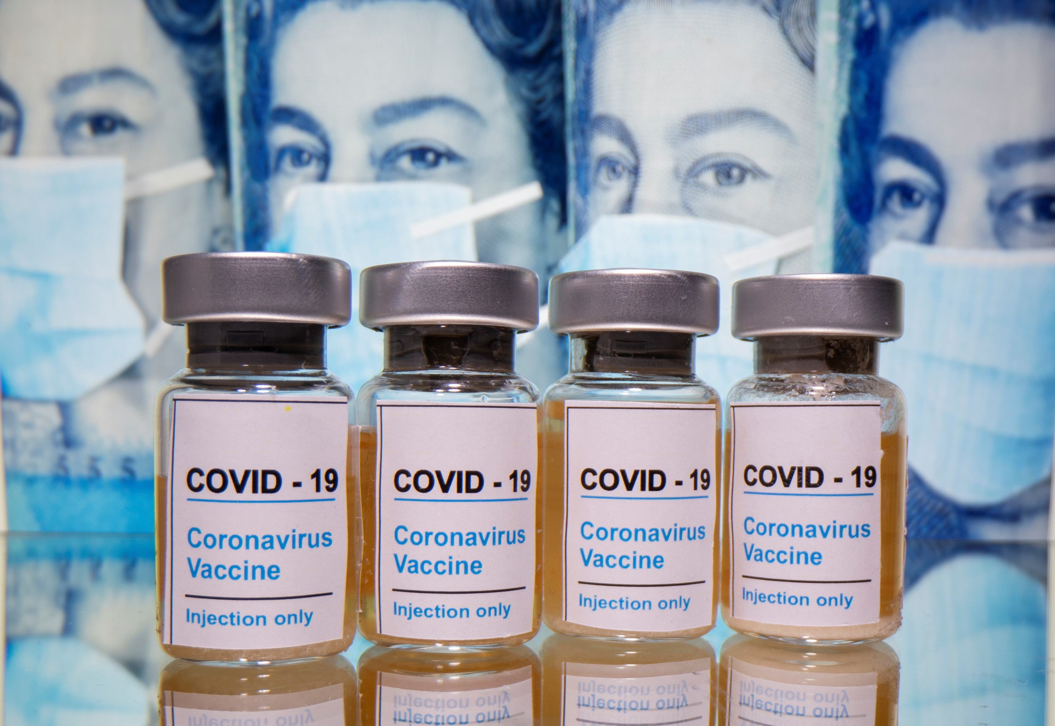 , Vaccinations Are Averaging More Than 2 Million a Day; Trump Finally Supports Vaccines, The Politicus
