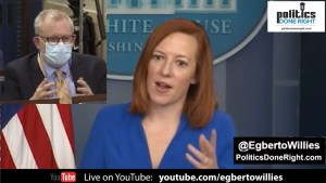 Jen Psaki should've answered: Texas wanted a US Government free grid. Let the private sector pay.