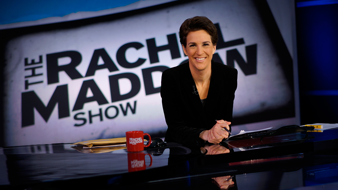 , Rachel Maddow Topped All Cable News Programs for the 1st Quarter of 2021, The Politicus