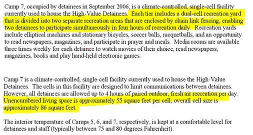 GITMO,US prison-industrial-complex,40 prisoners,gitmo prisoner list 2021,gitmo bay, GITMO's camp 7 fails… prisoners moved, because it's still a thing, The Politicus