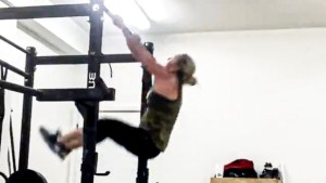 Marjorie Taylor Greene Posts Humiliating Video Of Herself Failing at Pull-Ups