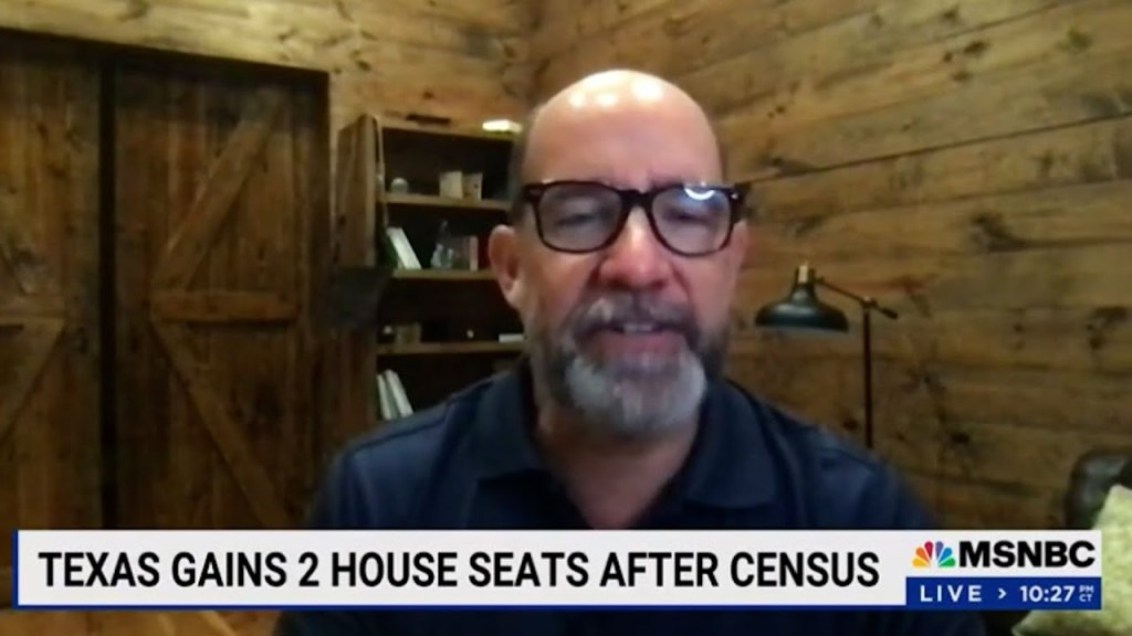 Don't buy the mainstream media noise Here's why census data likely better for Democrats