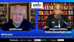 Former Conservative Republican Bill Kristol: Biden must succeed. I haven't voted GOP since Trump.