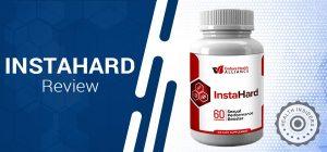 InstaHard Male Enhancement Reviews® (2020)#1 Performance Pills