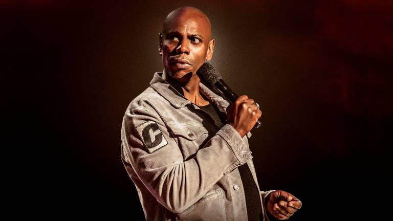 Dave Chappelle Broke the Mirror