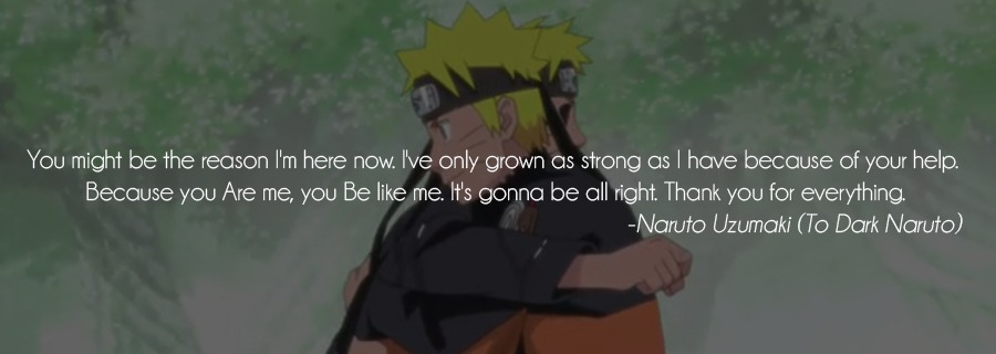 Accept Your Hatred, Another Lesson From Naruto Uzumaki!