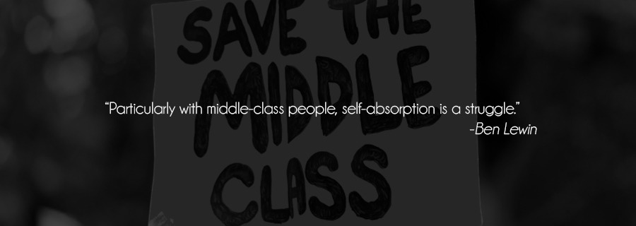 The Middle Class, Through The Eyes Of A 16-Year Old