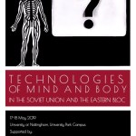 'Technologies of Mind and Body in the Soviet Union and the Eastern Bloc': Conference Review