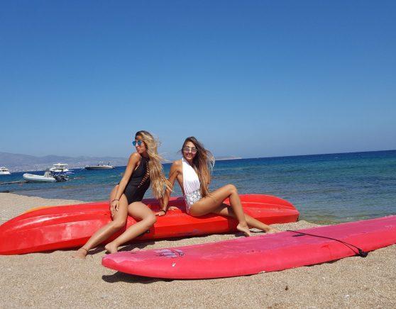 When in Paros