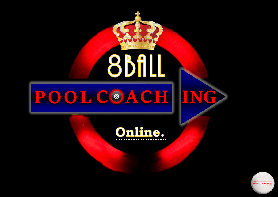 Online Pool Lessons in 8Ball