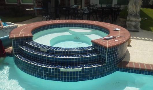 pool tile coping repair