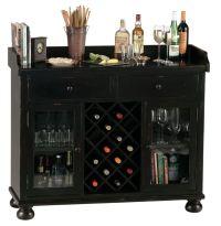 Bar Furniture: Cabernet Hills Wine and Bar Cabinet