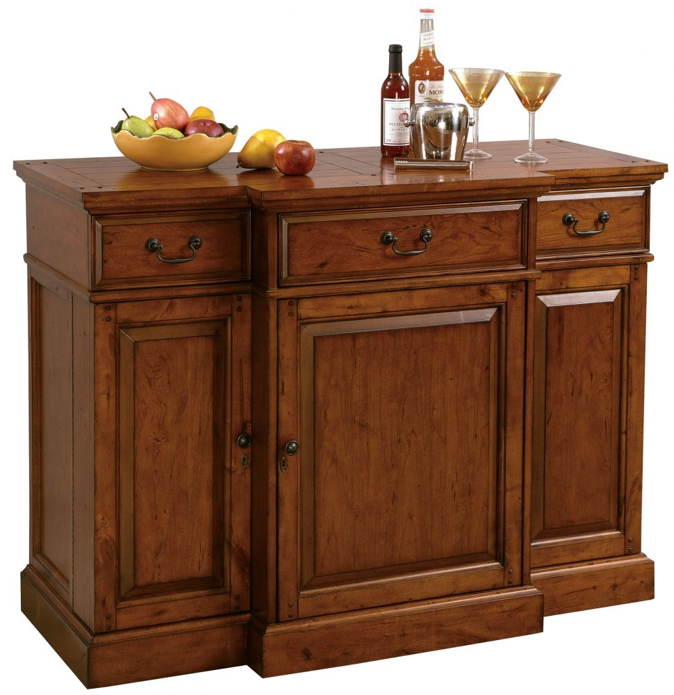 Bar Furniture Shiraz Wine and Bar Cabinet