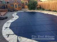 Pool Safety Covers: Deck Lock Safety Cover Systems